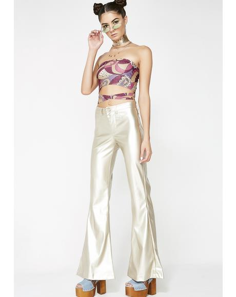 Groovy Booty Bell Bottoms