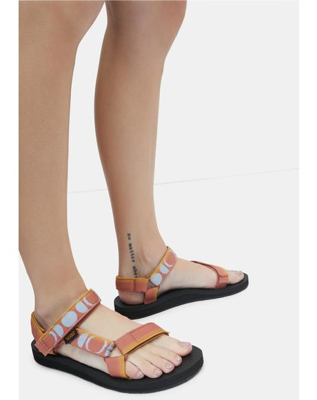 Haze Aragon Original Universal Sandals