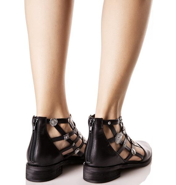 E8 by Miista Rainn Cutout Boots