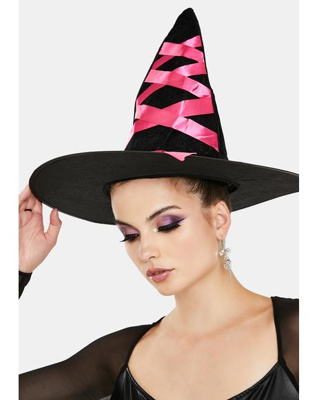Forbidden Spell Witch Hat