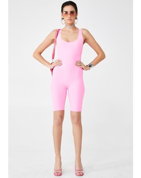 Bubblegum Pop Basic Unitard