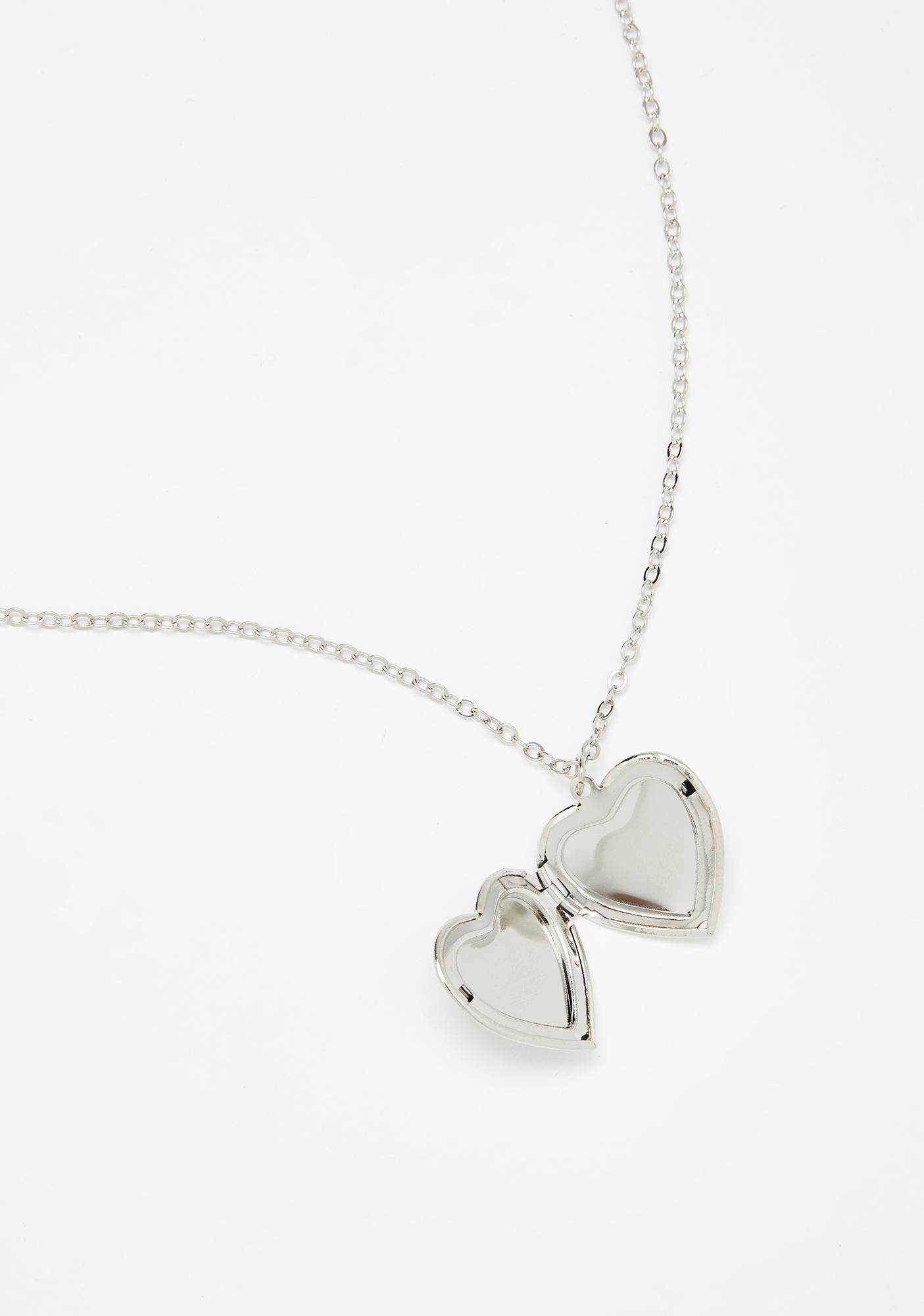 Always Be Mine Taurus Locket Necklace