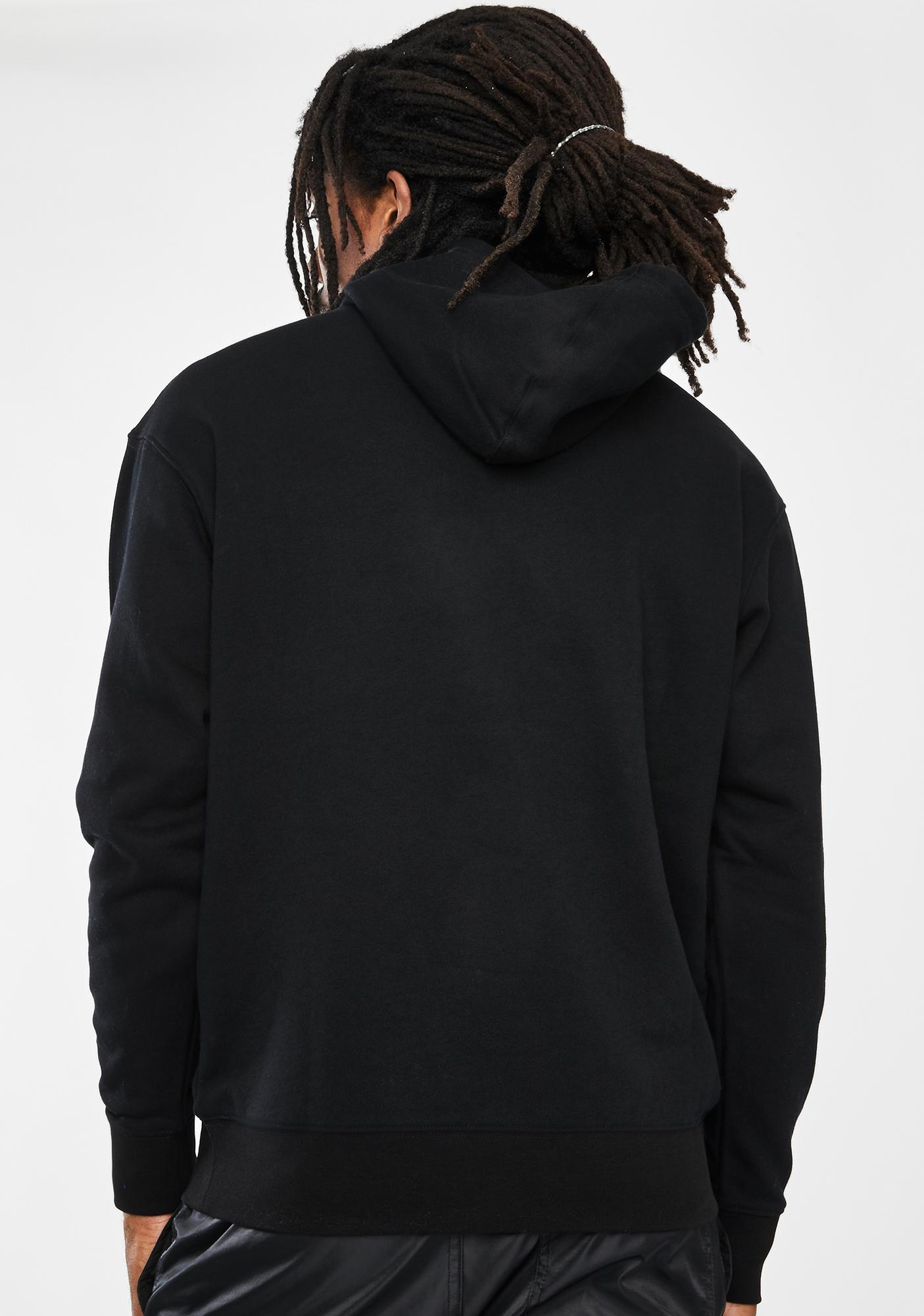 Renowned LA Cards Dealt Graphic Hoodie
