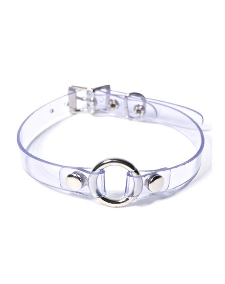 Make Her Say O Ring Choker