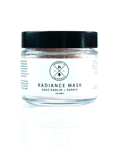 Rose + Papaya Radiance Mask