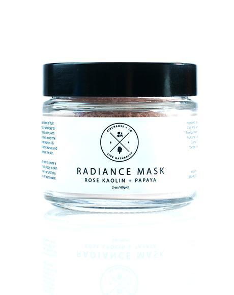 Rose + Papaya Radiance Mask