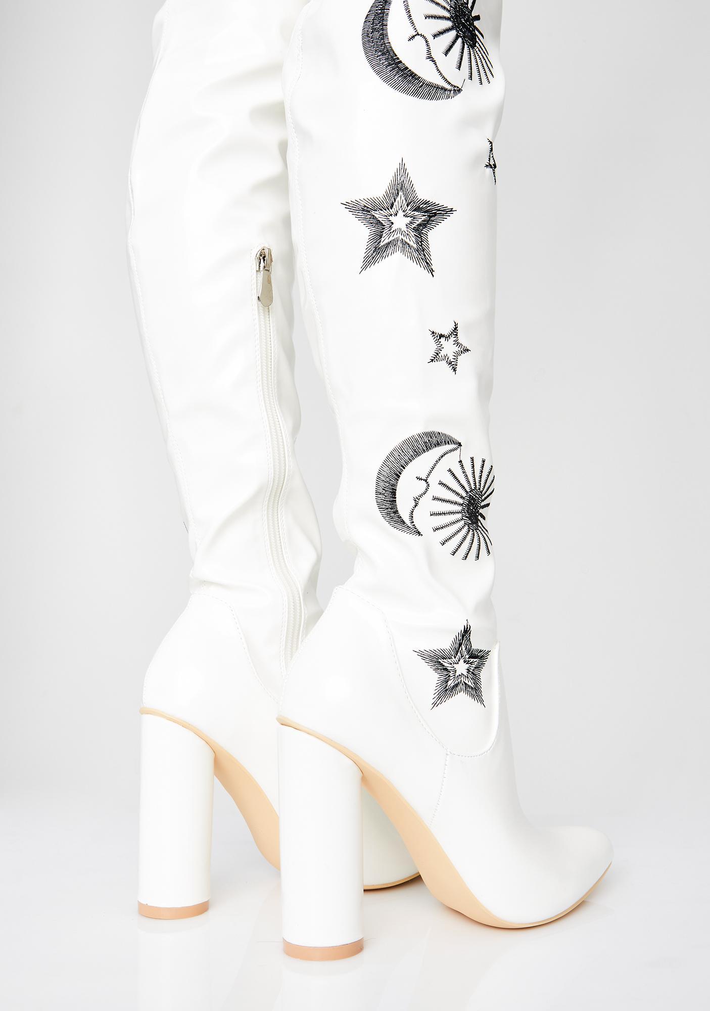 Koi Footwear Astrid Thigh High Boots