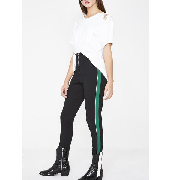 Ridin' Clean High Rise Pants