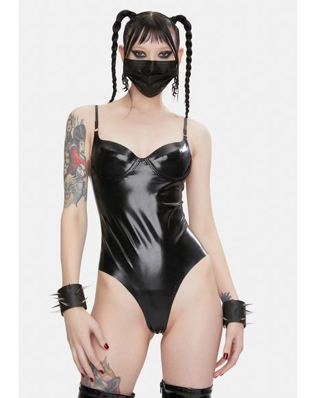 Venus Latex Bodysuit