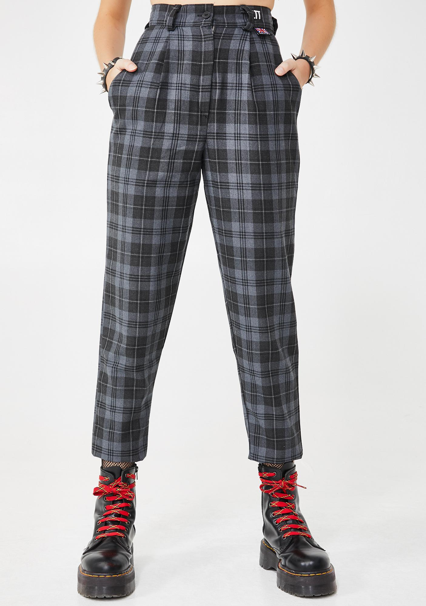 LOVE TOO TRUE Amelia Classic Trouser Pants