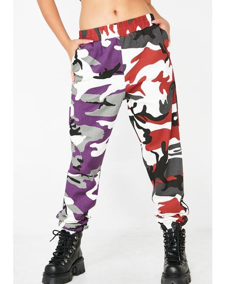 So Vain Camo Pants