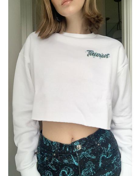 Taurus Rep Your Roots Airbrush Sweatshirt