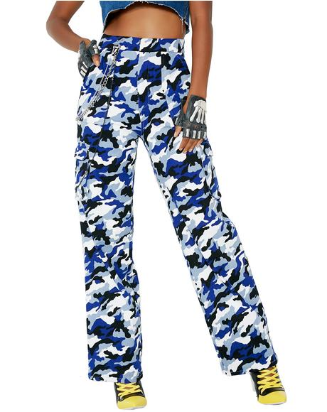 Royal Tarantino Pants