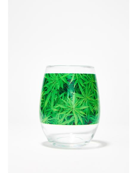 Stoney Wine Glass