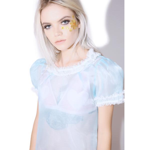 Melonhopper Blueberry Life Is But A Dream Dress