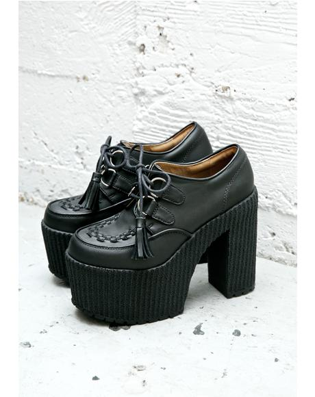 Creep Queen Platforms