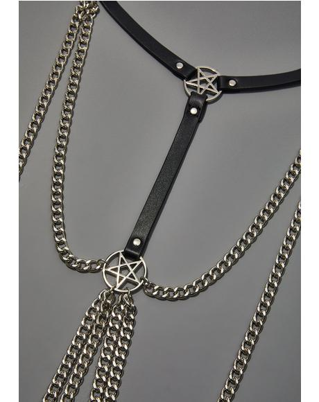 Kasha Chain Harness