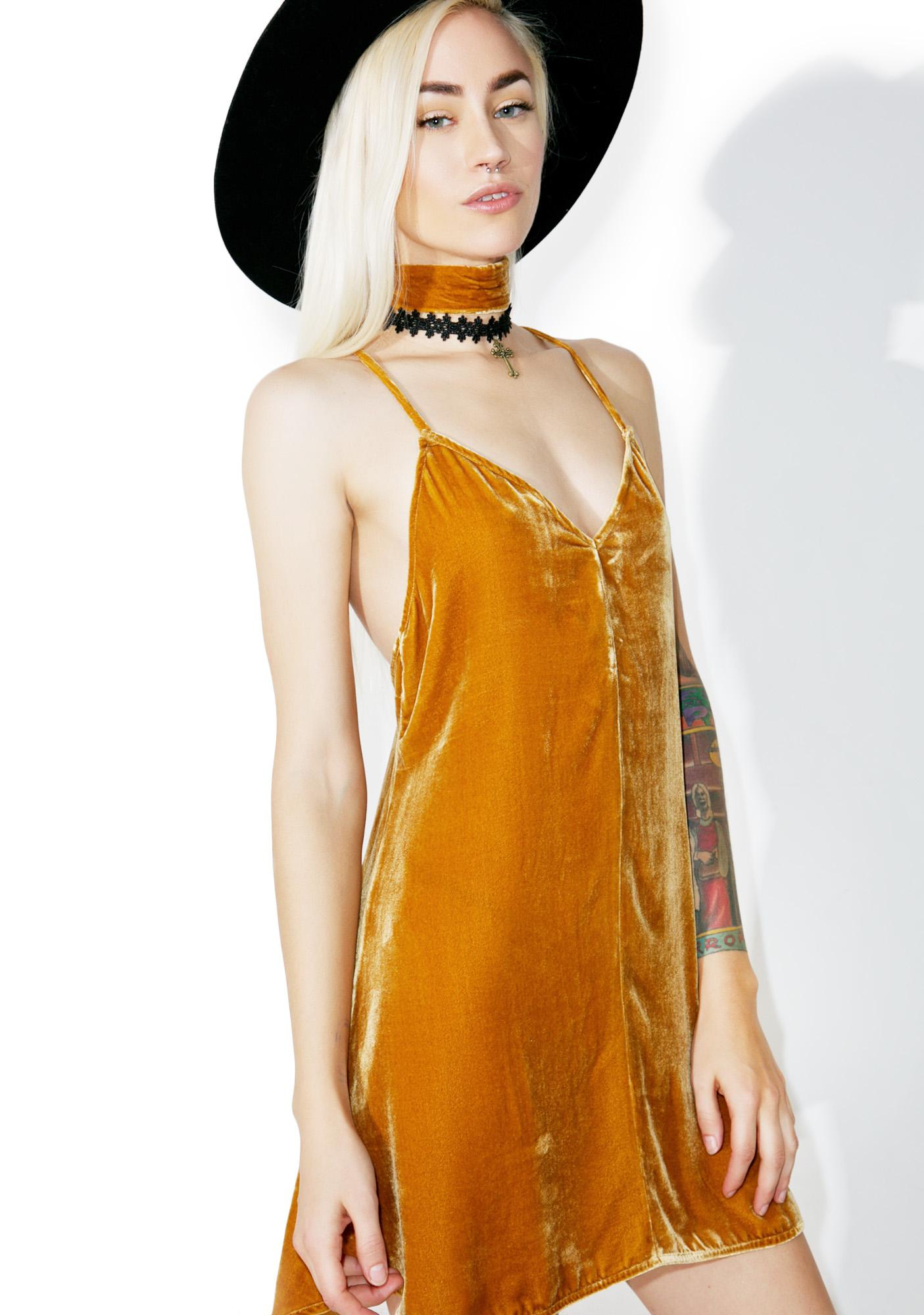 For Love & Lemons Collette Tank Dress