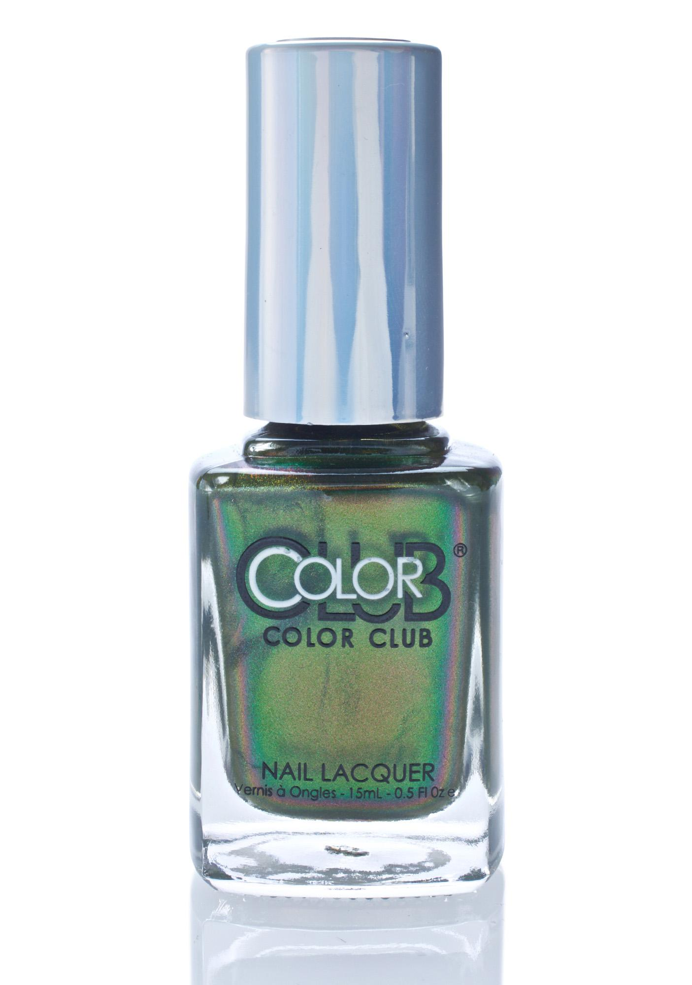 Color Club Don\'t Kale My Vibe Nail Polish | Dolls Kill