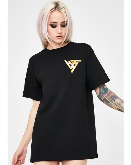 X Hunter x Hunter Golden Gon Graphic Tee