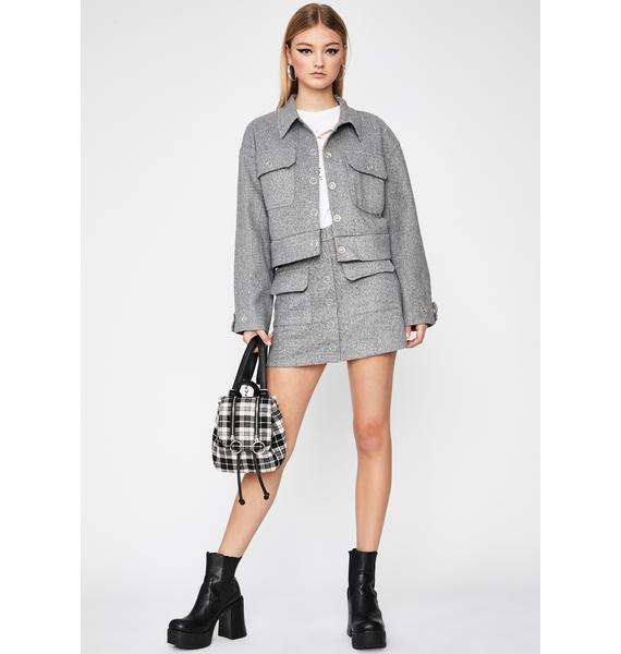 Dean's List Wool Jacket