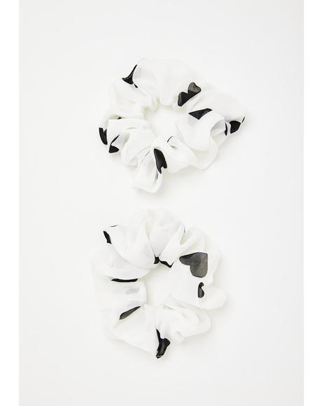 Pure Always Loving Scrunchie Set
