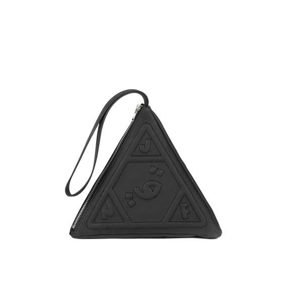 UNIF Pyramid Clutch