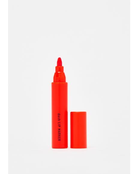 Fffffunnn Lip Marker