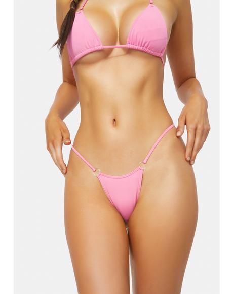Pink Lilith Bikini Bottoms