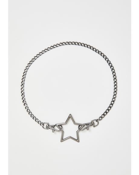 Starlight Seduction Chain Necklace