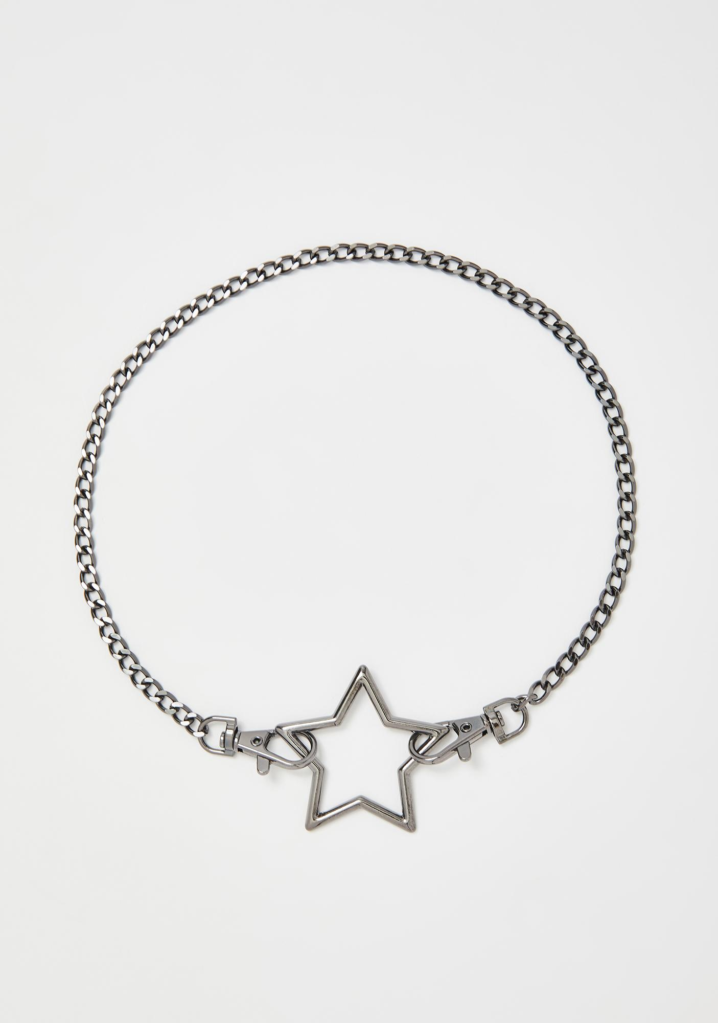 Starlight Seduction Chain Necklace