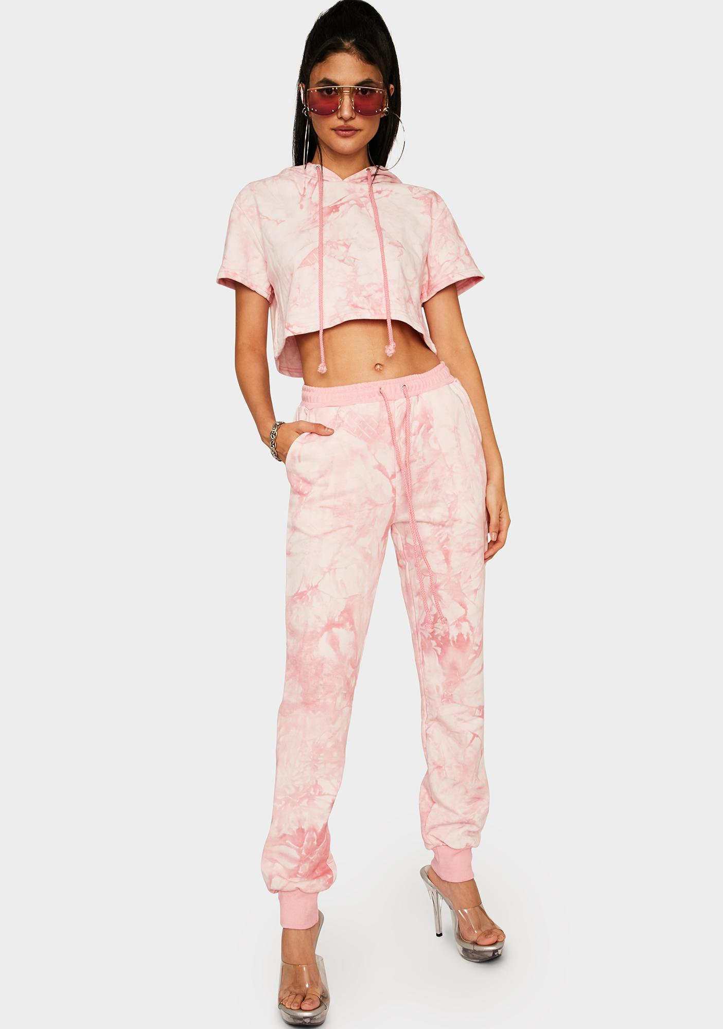 Down To Chill Jogger Set
