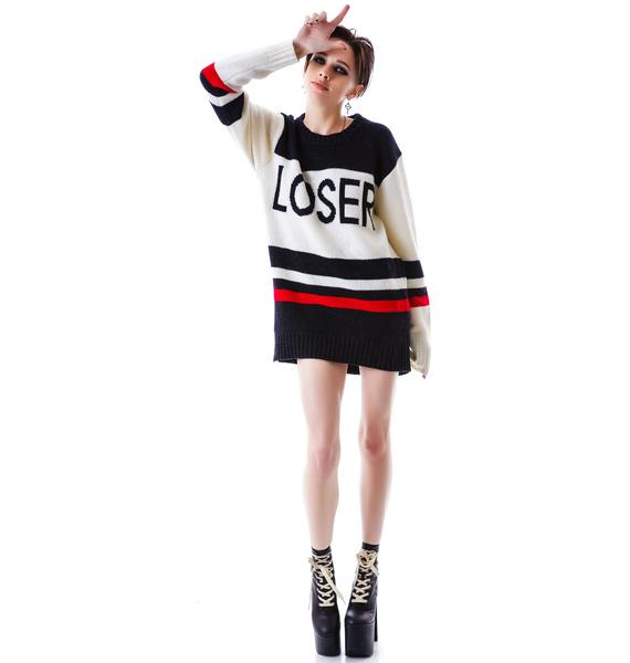 UNIF Loser Sweater