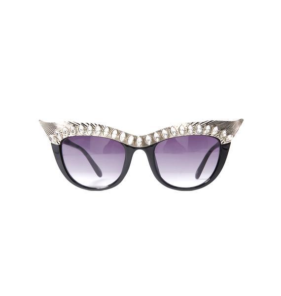 PERVERSE Nefertiti Sunglasses
