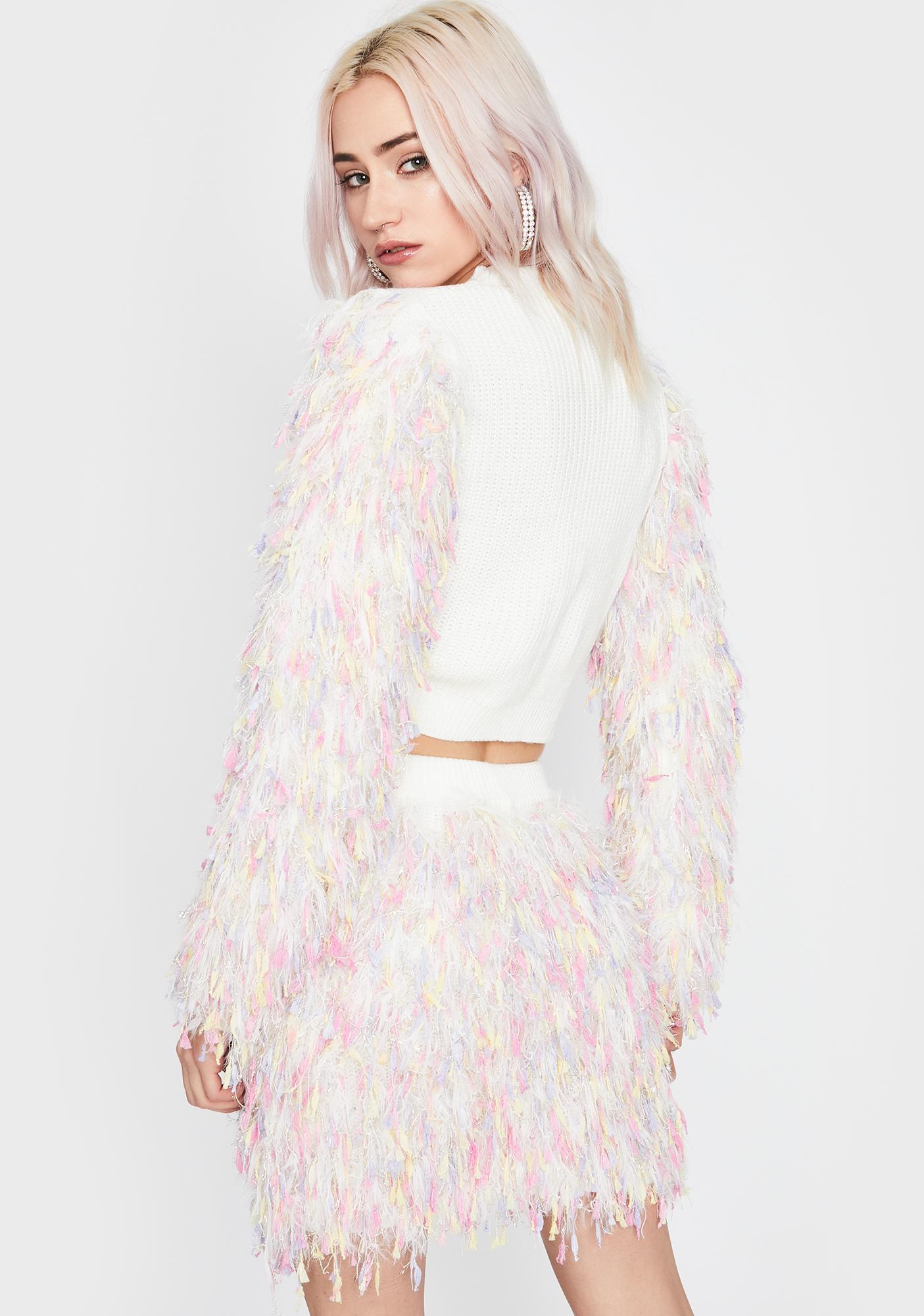 Confetti Couture Fuzzy Set