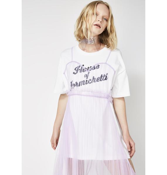 Nicopanda Tulle Shirt