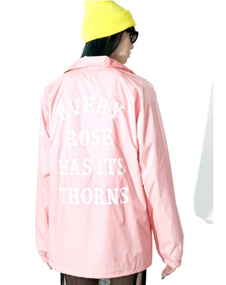 Every Rose Coaches Jacket
