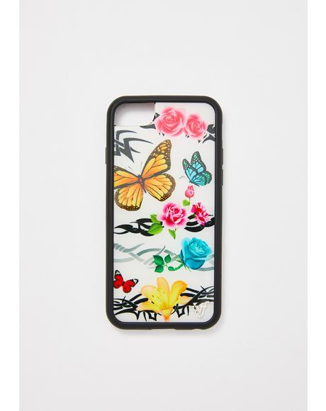 Tramp Stamp iPhone Case