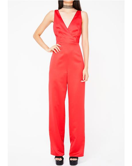 Flame Touche Jumpsuit