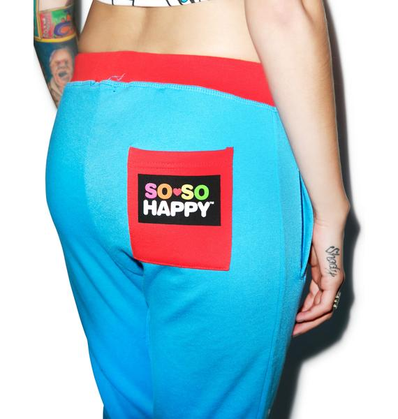 Iron Fist X So So Happy Ozzie Harem Pants