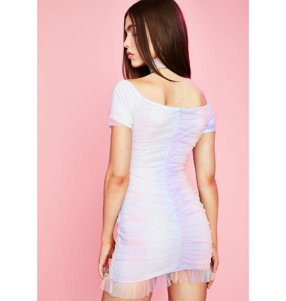 Sugar Thrillz Sweet Nectar Mini Dress