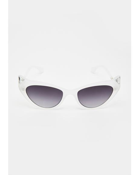 Basic Baller Cat Eye Sunglasses