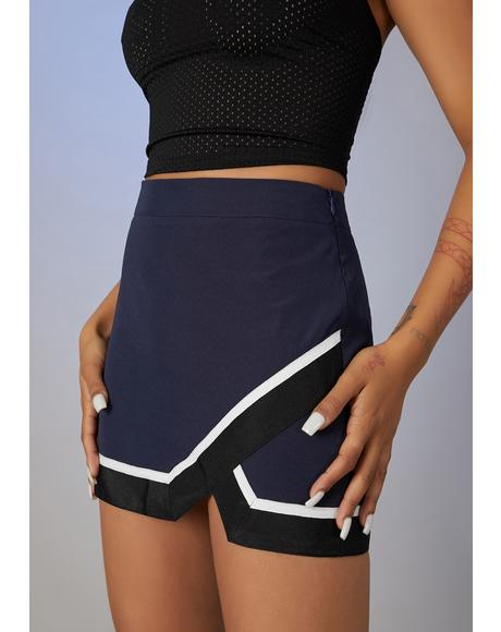 Head Captain Mini Skirt
