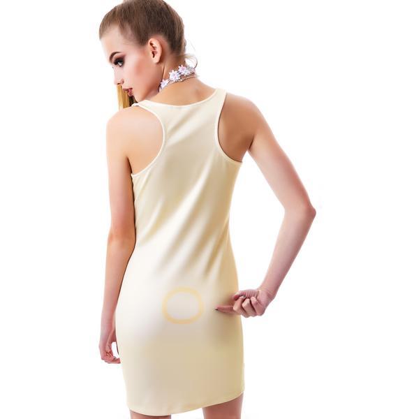 Japan L.A. Korilakkuma Bodycon Dress