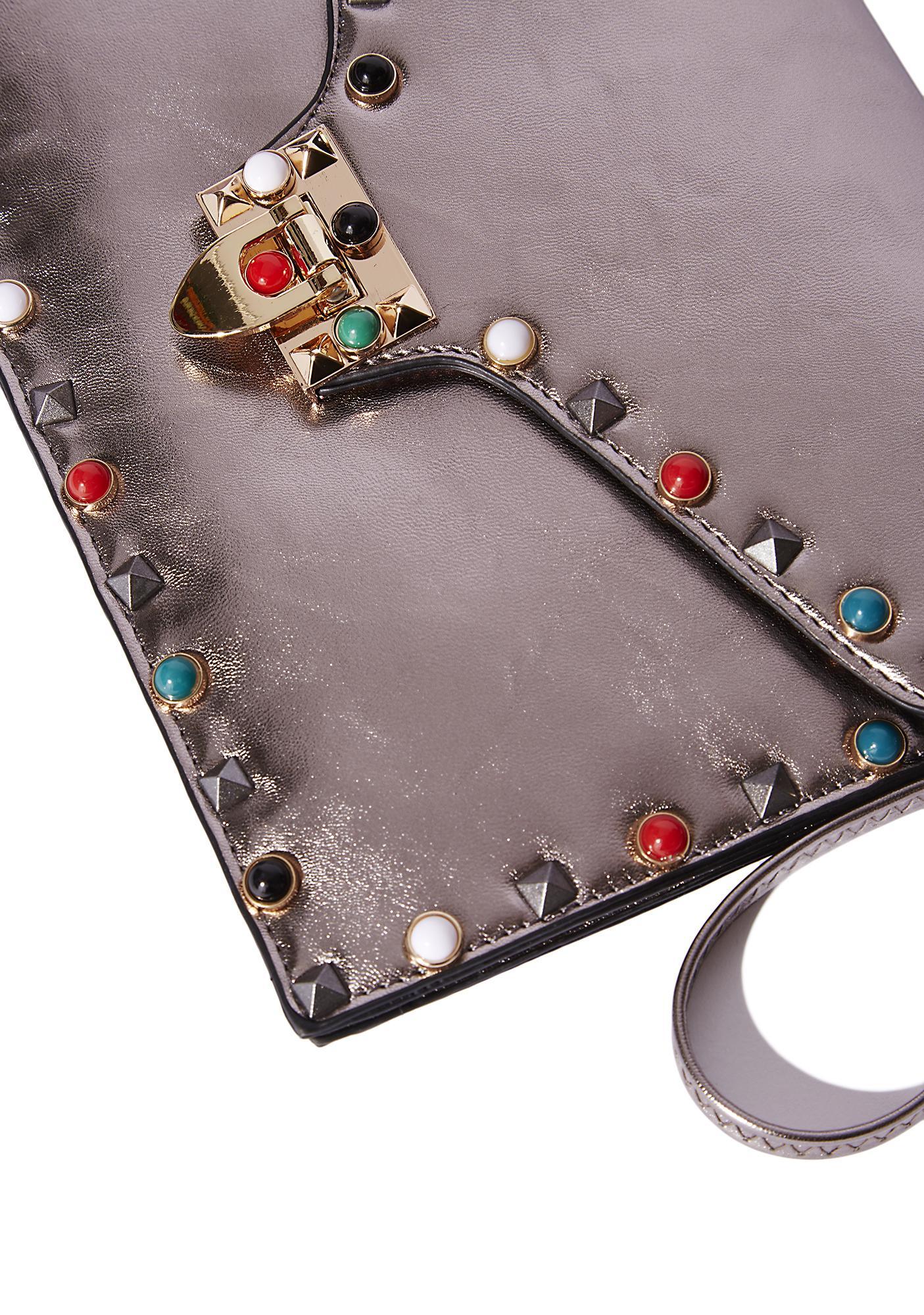 Noble Savage Metallic Clutch