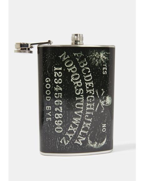 Spirit Board Flask