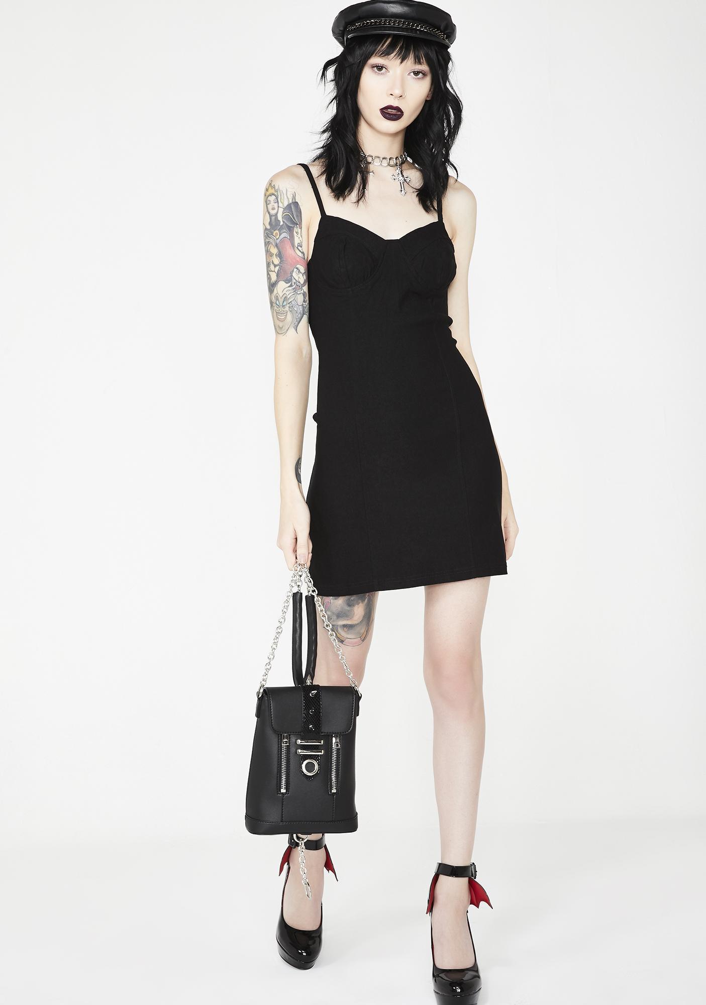 Dark Fantasies Bustier Dress