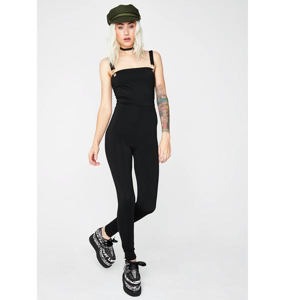 Miss Independent Overall Jumpsuit