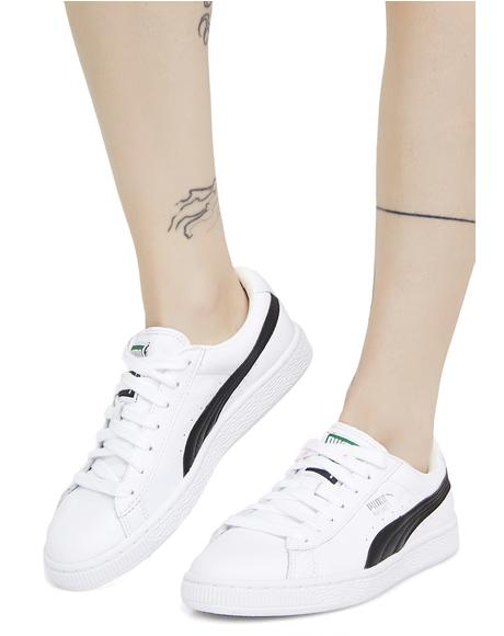 Basket Classic Lifestyle Sneakers