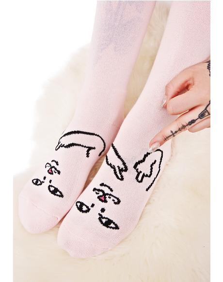 Nermal Twins Socks